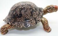 JAY STRONGWATER LARGE TURTLE LTD ED #52/300 PEBBLES $1700 NEW HAND SIGNED DALLAS
