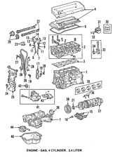 TOYOTALEXUSSCION 135590H010 GENUINE OEM CHAIN GUIDE