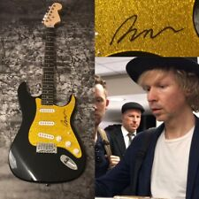 Gfa Hits Loser & Sexx Laws * Beck Hansen * Signed Electric Guitar Proof B3 Coa