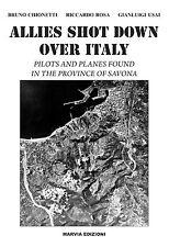 WW2 ALLIES SHOT DOWN OVER ITALY war RAF Spitfire B-25 B-24 Beaufighter
