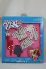 Barbie The Heart Family hiking outfit fashion no. 2621 from 1985 by Mattel NRFB