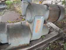 Large Reeves Drive 661v1d 12 25hp 1170rpm Tefc 364uc