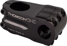 Thomson Elite BMX Bike Stem 0 degree 22.2 x 50mm Black