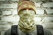 Army Scarf Face Mask Balaclava  Sniper German splinter camo, Woodland