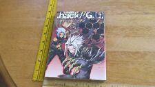 .Hack/G.U Character Fan Handbook (Japaanese Manga)