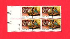SCOTT # 1560 American Bicentennial Issue U.S. Stamps MNH - Plate Block of 4