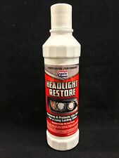 Genuine Cyclo Professional Headlight Lens One Step Restoration Polish Free Ship