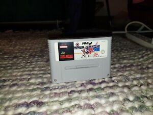 NHL '96 Super Nintendo SNES Cartridge PAL