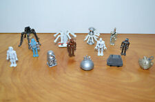 "STAR WARS MICRO MACHINES Droids Minifigure Lot Action Figures 1995 1"" Tall"