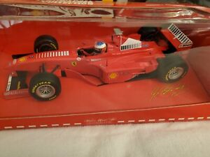 1/18 MINICHAMPS FERRARI F300 MICHAEL SCHUMACHER COLLECTION