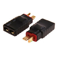 RC Car Esc Battery Connector Traxxas to T-Plug Deans Adaptor