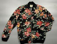 Denim&Supply Ralph Lauren men's floral bomber jacket
