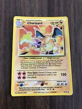 Charizard Base - Custom Dragon Type Pokemon Card