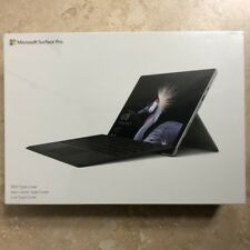 NEW Microsoft Surface Pro Intel M 128GB Bundle Black Type Cover Silver HGG-00001