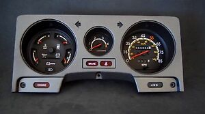 TOYOTA LAND CRUISER FJ60 INSTRUMENT PANEL. RESTORED TO EXCELLENT CONDITION