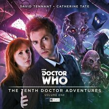The Tenth Doctor Adventures Volume 1 Doctor Who
