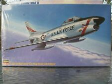 Hasegawa 1/72 F-86D Sabre Dog U.S.Far East Air Force #Bp102 factory sealed