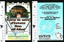 GOTIC LASER PUB - PANINOTECA , PIZZERIA - LUNGOMARE - MIRAMARE (RN) - 56473