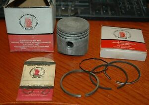 NOS Tecumseh 34500 standard piston w/ ring assembly - In Box with Free Shipping!