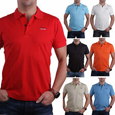 Roberto Cavalli Herren Poloshirt Polo Viele Farben und Größen #UNI