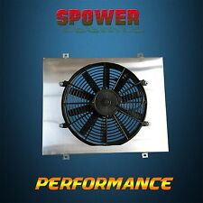 Aluminum Radiator Fan Shroud For Holden VL VN VP VR VS Commodore 8Cyl V8