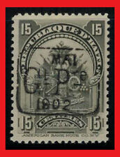 Zayix - 1902 Haiti 78 MLH - Coat of Arms with Overprint