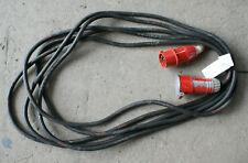 10 m Starkstromkabel 32A/32A Ø 17 mm Verlängerungskabel /B