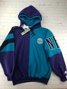 NWT Vintage 1994 NFL Super Bowl 28 XXVIII Double HOODIE Sweatshirt Mens 2xl RARE