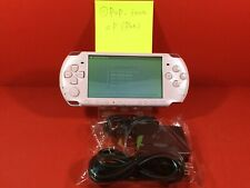 Sony PSP Blossom Pink PSP-3000ZP PlayStation Portable Console charger battery 1