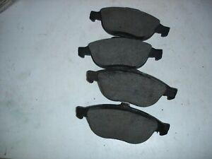 Alfa romeo 147 156 front brake pads Unipart GBP1133AF