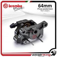 Brembo Racing pinza freno posteriore con pistoni in titanio CNC P2 24 INT 64mm