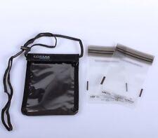 Splash Caddy PDA 5x7 Pouch Bag with 4.5x7 ALOKSAK L@@K
