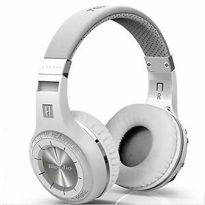 Bluetooth Headphone Wireless Stereo HD Headset with Mic for Apple iPhone Samsung