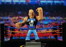 Mattel WWE Wrestling Rumblers Figure Elite Stone Cold Cake Topper K903 P