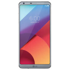 "LG G6 (Latest 5.7"") H871 32GB 4G LTE Ice Platinum (AT&T T-Mobile) Phone Unlocked"