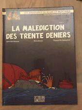 BLAKE & MORTIMER LA MALEDICTION DES TRENTE DENIERS