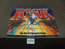 Risk - Parker Board Game Inc 300+ Minatures - 2000 - Fully Complete Free UK Post