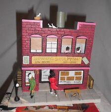 """Annie Lee Neighbor-Hood Figurine """"Shannon's Supermarket"""""""