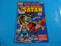 son of satan  #18  marvel  comics Comic book