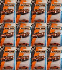 MATCHBOX #25 '71 Pontiac Firebird Formula, 2017 issue ● LOT of 12x (NEW)