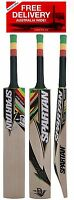 New Launch Spartan Chris Gayle Authority Cricket Bats Full Size SH+ Nokd~Oil~Toe
