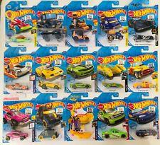 Hot Wheels 2020 Regular Treasure Hunts Factory Sealed complete set of 15 cars