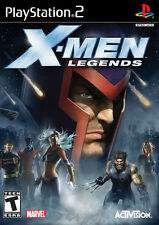 X-Men: Legends PS2 New Playstation 2