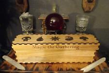 Magic the Gathering card storage box - Handmade - 1000 cards