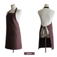 Waterproof Anti-Oil Apron Barista Baker BBQ Cooking Chef Bib Gardening Work  S8