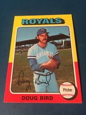1975 Topps Set Break #364 Doug Bird