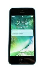 Apple iPhone 5c - 32GB - Blue (AT&T) A1532 (GSM)