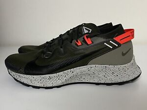 Nike Pegasus Trail 2 Cargo Khaki Olive Green Mens Sz 11 Running Shoes CK4305-301