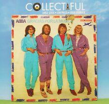 ABBA - GRACIAS POR LA MUSICA - CBS 1981 (Spain/Mexico?)  *VG* VINYL LP RECORD🔥