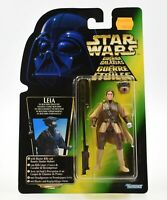Star Wars Power of The Force (Euro) - Princess Leia in Boushh Disguise Figure